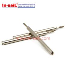 Pin fino automático da maquinaria do CNC