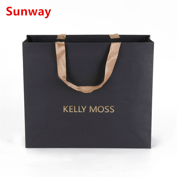Kraft Gift Bags With Handles