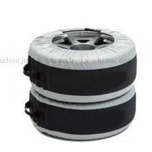 Tampa do pneu do pneu da poeira da prova da água do logotipo do OEM para a promoção