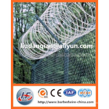 wholesale razor blades/installed barbed wire fence/airport prison barbed wire fence