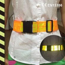 CE En13356 Reflective Waistband, Refelctive Belts
