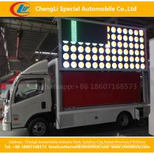 Foton LED Mobile Bühnenwerbung Truck