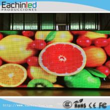Le Cabinet P2.5mm de la Tv 480mmX480mm mené a mené le panneau de mur visuel