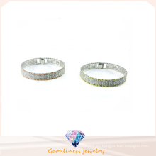 Señora caliente 925 de la manera de la venta Brazalete de plata (G41256)
