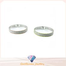 Venda quente moda senhora bracelete de prata 925 (g41256)