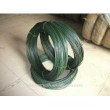 Fio de revestimento / arame revestido de PVC / fio de revestimento de PVC