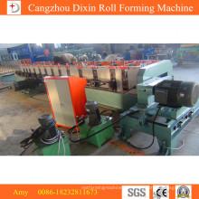 Dachmetallbolzen- und Schienenherstellungsmaschine