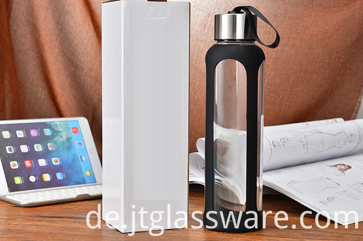New Product Glass Water Bottle Tumbler2