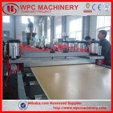 WPC máquina de espuma de máquina de espuma WPC