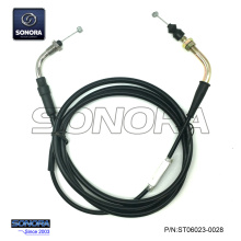 Benzhou Scooter YY50QT-15 Throttle Cable