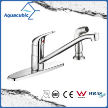 Newly Lead Free Brass Kitchen Faucet with Spray (AF3505-5P)