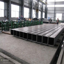 Hot Dip Galvanized Steel Square Tube Construction Pipe