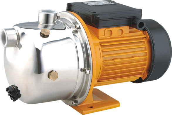 Jgs Clean Water Stainless Steel Head Centrifugal Pump
