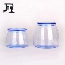 500ml 750ml 1000ml Storage Glass Jars With Lids BPA Free Stocked Jar