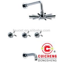 Concealed bathtub mixer 109110