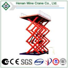 Hydraulic Working Platform, Moveable Scissors Lift, Man Lift