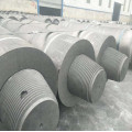 RP diameter 150mm graphite electrode for alloy smelting