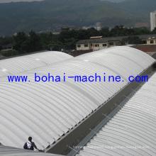 Bohai 1220-800 No-Girder Arch Roof Building Machine