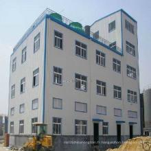 Maison préfabriquée avec démontage pratique, transport et utilisation répétée (PH-73)