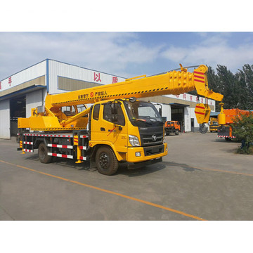 16ton Truck crane wreckers for Sale