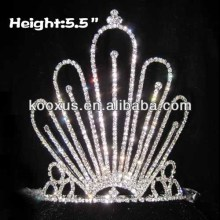 Unique fashion Crystal Queen Crowns and Tiaras