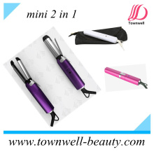 Mini 2 en 1 herramienta del pelo hecha en China