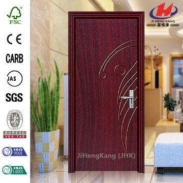 JHK-F01  MDF Church Interior Plastic Sliding Doors