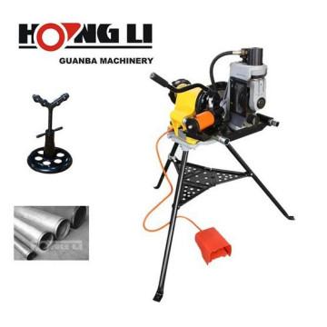 HONGLI YG12A oem pipe grooving machine , roll groove machines