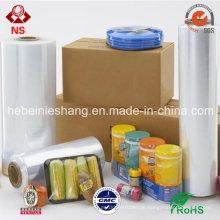 Lebensmittelqualität POF-Schrumpfbare Label / Schrumpffolie für Verpackung