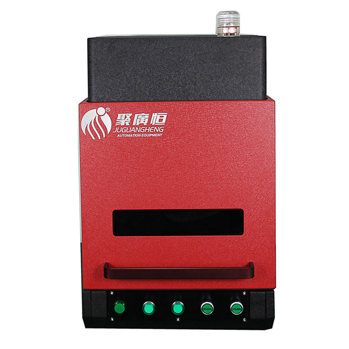 Jgh A 1 Fully Closed 20w Optical Fiber Laser Marker