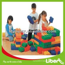 Kids Large Toy Plastic Building Blocks avec un nouveau style LE.PD.060 Qualité Assurée