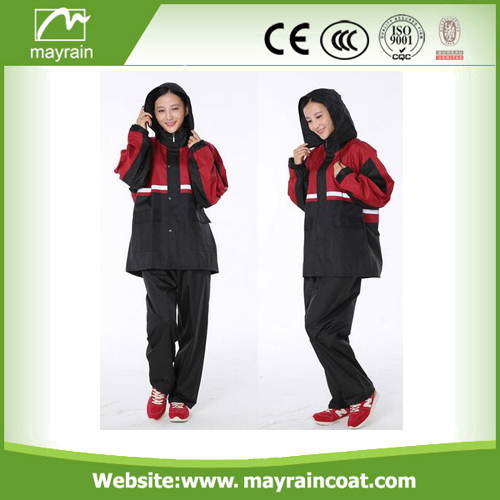 Outdoor Fashion Rain Suit