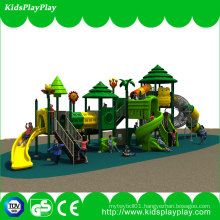 Wenzhou Used Kids Schools Outdoor Playground Slide Equipment with Swing