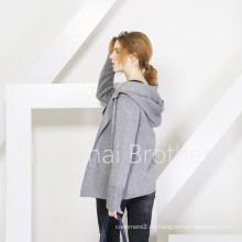 Damenmode Cashmere Pullover 16brow403