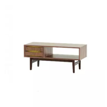 Wooden Furniture Fancy Style Living Room Wooden TV Stand