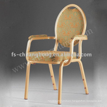 Armrest Chair for Hotel and Restaurant (YC-D115)