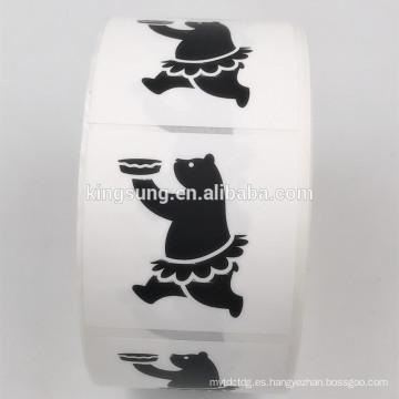 adhesivo de venta caliente papel adhesivo mate premium
