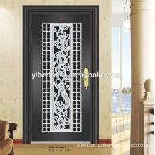 portas de aço inoxidável exteriores do vidro de deslizamento usado para a venda