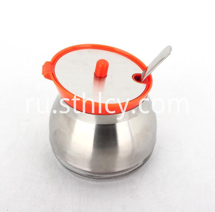 Mini Condiment Pots