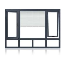 Fenêtres d'obturation en aluminium à battants à battants Feelingtop (FT-W80)