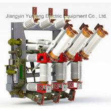 Distribución de potencia con interruptores de alto voltaje-Yfzrn21-12D/T125-31.5
