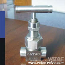 1000wog/2000wog/3000wog/5000wog Screwed Bonnet Needle Valve