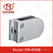 Lengthened Stainless Steel Glass Clamp (CR-059B)