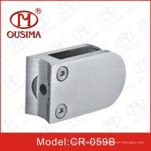 Grampo de vidro de aço inoxidável alongado (CR-059B)