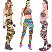 2015 New Fashion Women Sport Yoga Pants and Bras (46897)