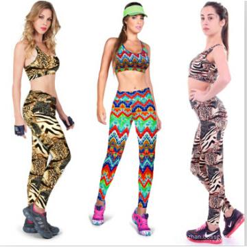 2015 nuevas mujeres de la moda Sport yoga pantalones y sujetadores (46897)
