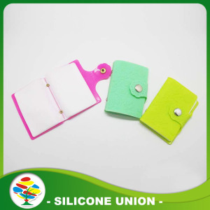 High Quality Hot Sell Silicone Card Bag