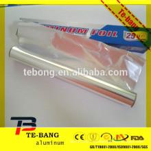 Aleación de aluminio 8011 para embalaje de alimentos