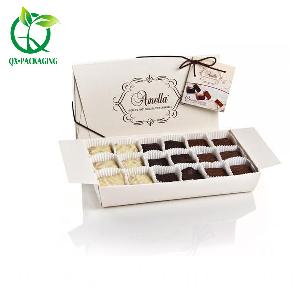 Chocolate Candy Gift Box