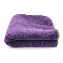 Wholesale Microfiber Coral Fleece Cleaning Cloth